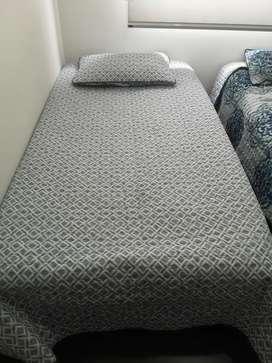 Basecama + colchón