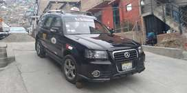 TAXI STATION WAGON GNV 2014