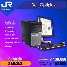 Computadora Completa Dell Optiplex