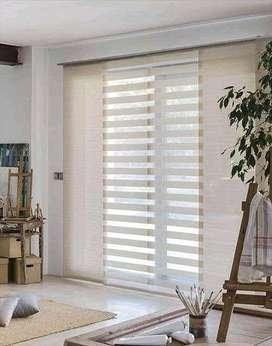 Instalación persianas y cortinas