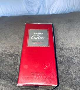 Vendo Perfume PASHA CARTIER Edition Noire Sport