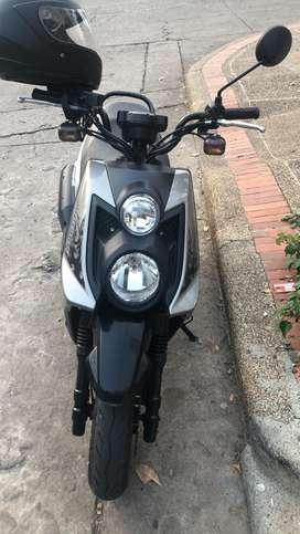 Vendo moto BWS X como nueva