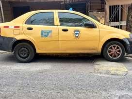 Chevy taxi Aveo 2019