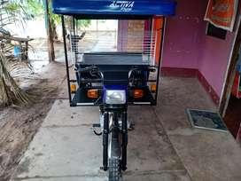 Vendo Motockar Wanxin con motor Lifan cc150