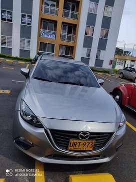 Mazda 3 automatico 2015