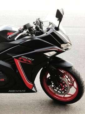 MOTO LINEAL 200CC NEXUS
