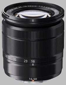 FUJIFILM XC 16-50mm F3 5-5