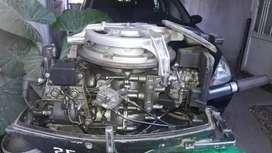 Canoa + motor
