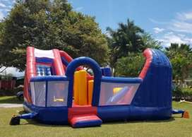 Inflable 8 m x 8 m