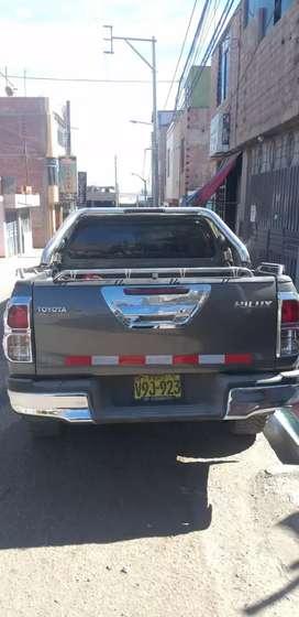 Venta De Camioneta Hilux 4x4 SR