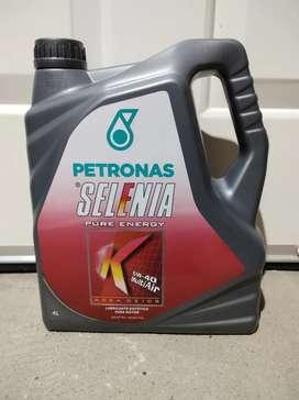 Aceite Selenia 5w40 100% Sintético x 4 litros original Fiat