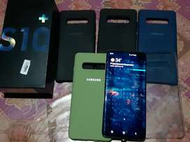 Samsung s10plus libre pantalla trizada