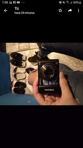 Cámara de foto digital HD