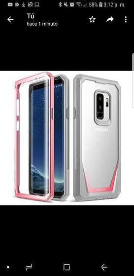 Protector Hibrido Samsung Galaxi S9 Plus