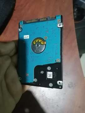 Disco Duro/toshiba/500gb