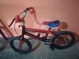 bicicleta de venta rin 16