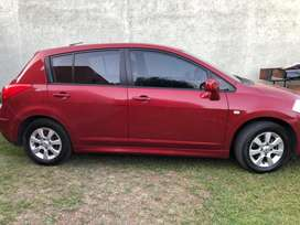Nissan Tiida 2012 Impecable!