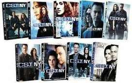 CSI NY 9 temporadas originales dvd