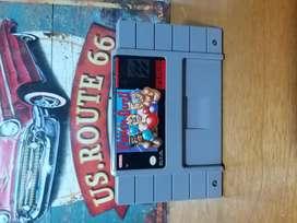 Juego Original para Consola Super Nintendo Snes Super Punch Out Usado Clasico Retro