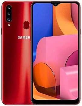 Samsung a20s rojo, nuevo en caja cerrada.