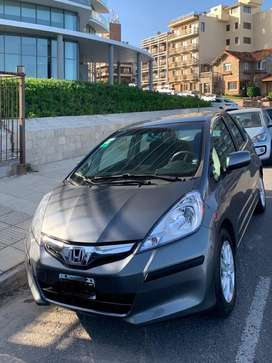 Vendo Honda Fit Lx-L 2013
