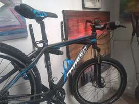 Bicicleta Mosso 300 alumimio mtb