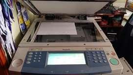 Fotocopiadora impresora Láser Panasonic workio DP3010