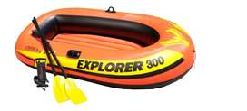 Bote Inflable Intex 58332 Explorer 300