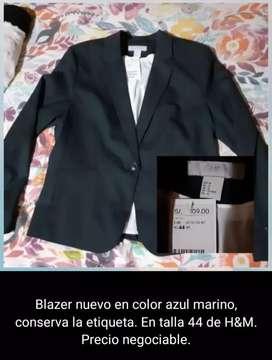 Blazer nuevo H&M
