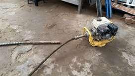 Alquiler Vibradora de concreto.