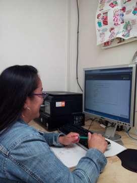Clases de computación, informática básica, sistemas, para niños, jóvenes, adultos y adultos mayores en Bogotá