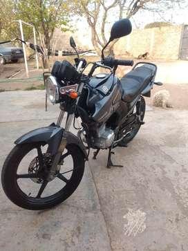Yamaha Ybr Ed125 Full Mod 2012