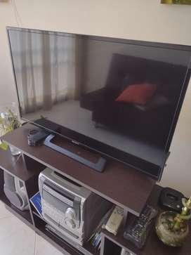 """Vendo TV Sony Bravia 32"""" ( incluído soporte )"""