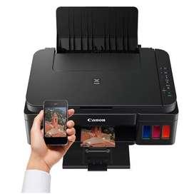 Impresora Canon Multifuncional PIXMA G3100 Wifi