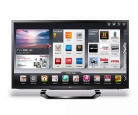 Tv smart 43 pulgadas LG