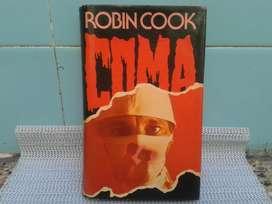 libro coma de robin cook