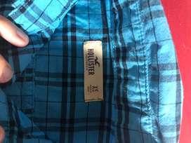 Camisa holliester