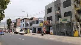 Alquilo Oficinas en Av. Los Postes Oeste 167 San Juan de Lurigancho Lima