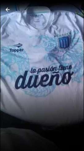 Camiseta de Racing