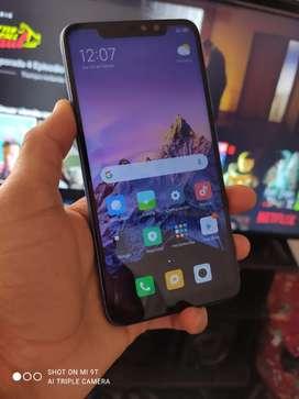 Xiaomi note 6 pro cambio