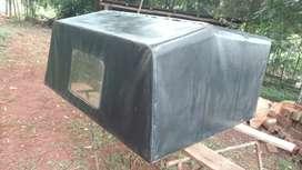 Vendo capota de lona con estructura de metal para camioneta