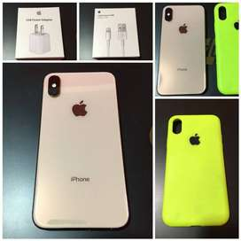 Celular iPhone XS Gold 64gb