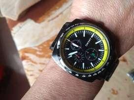 Reloj DKNY cronometro fechero