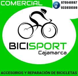 COMERCIAL BICISPORT CAJAMARCA