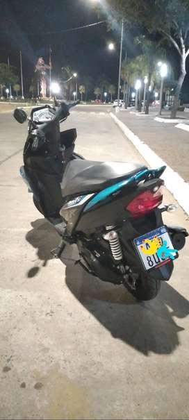 Yamaha ray zr115