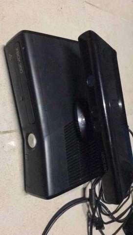 Xbox 360 con kinect y control