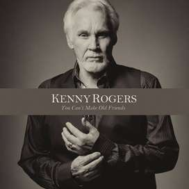 "KENNY ROGERS ""can't make old friends (1Cd, $10)"""