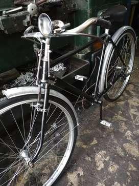 Vendo bicicleta turismera marca Raleigh