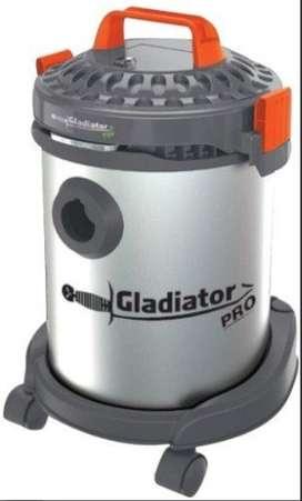 Aspiradora Polvo Y Liquido Gladiator A712 12 Lts Profesional