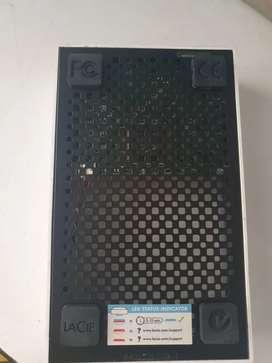 Se vende LaCie (servidor NAS)